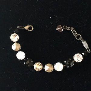 Sabika Crystal Bracelet